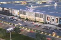 Открытие Lavina Mall в столице